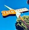 Taco Sign by Photo Artist Jason Beamguard