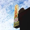 Pizza Sign Photo by Jason Beamguard