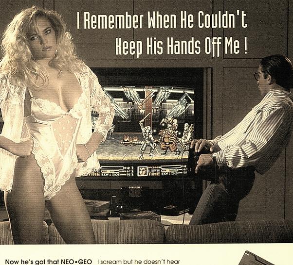 Vintage Advert remixed