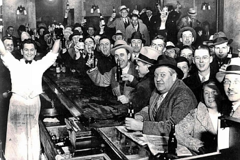 Night they ended Prohibition