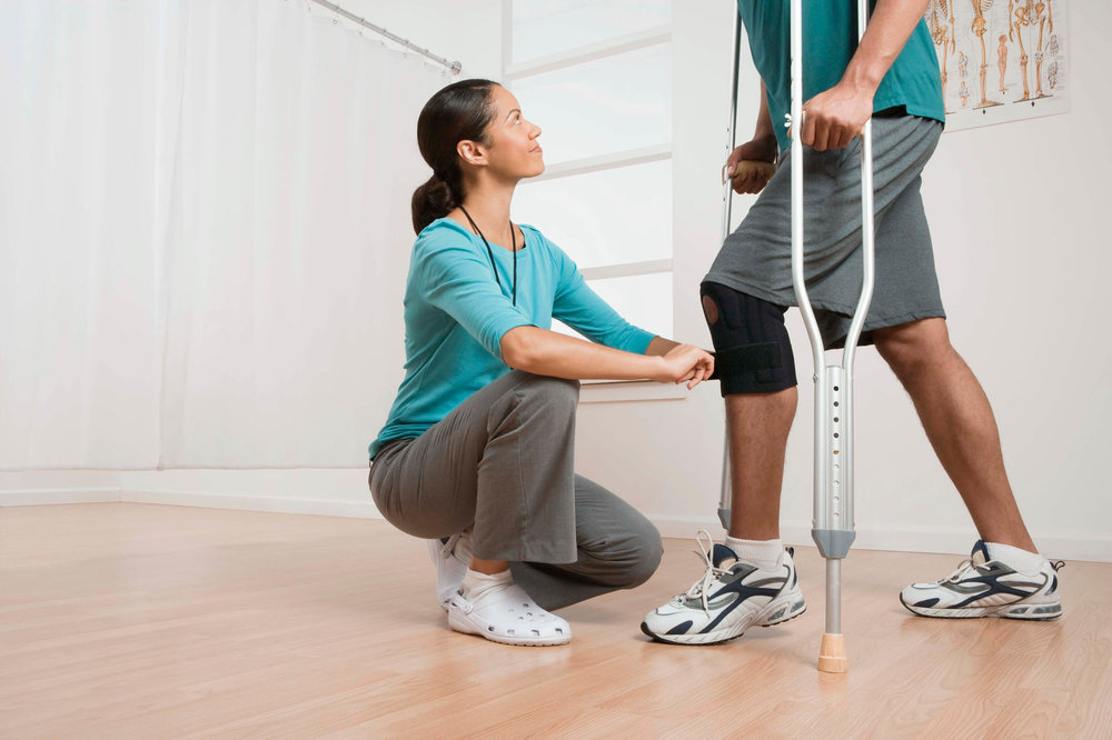 Physical Therapy After Surgery