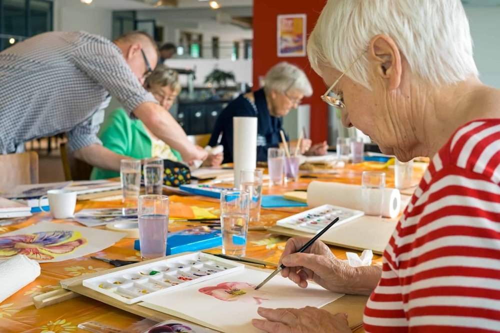 skilled nursing facility activities