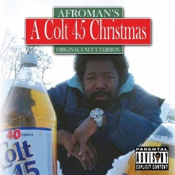 A Colt 45 Christmas has long since been on my list of re-imagined Christmas favorites.