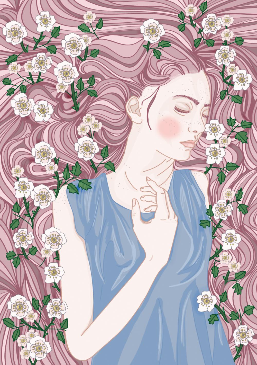 Imogen Rose, digital, 2018.