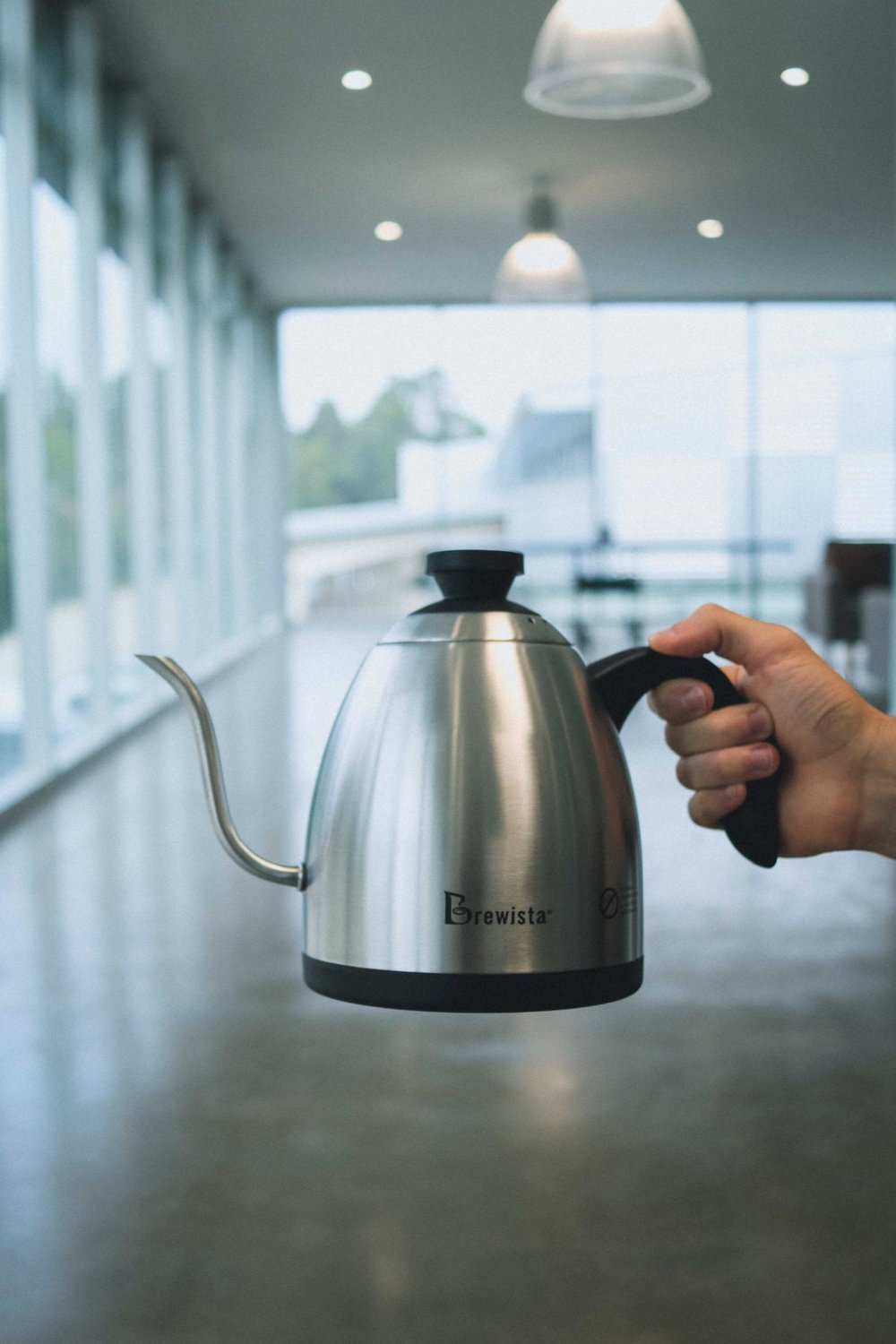 Brewista Smart Pour Kettle 1.2L. Available online now.