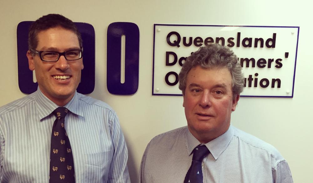 QDO Executive Officer Eric Danzi & QDO President Brian Tessmann