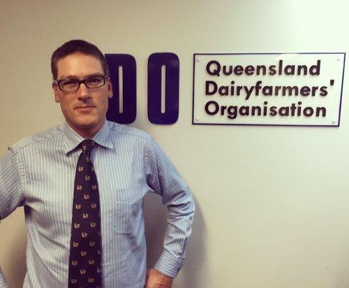 Eric Danzi, QDO Executive Officer