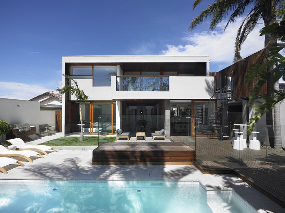 Resort House Bower Architecture Interiors