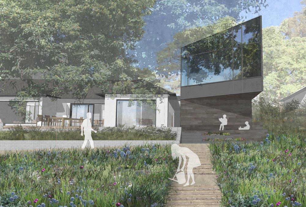 Bower Architecture_Kalorama_Work in Progress