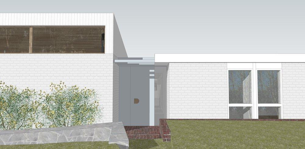 Doherty Design Studio_Donvale_Work In Progress