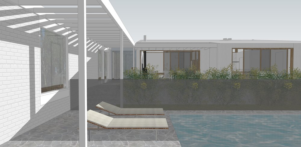 Bower Architecture and Interiors_Donvale_WIP