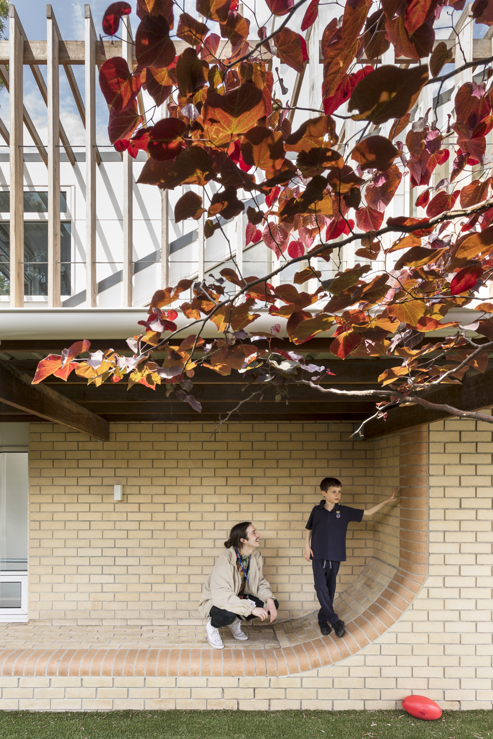 Giant Steps School_Educational Architecture_Bower