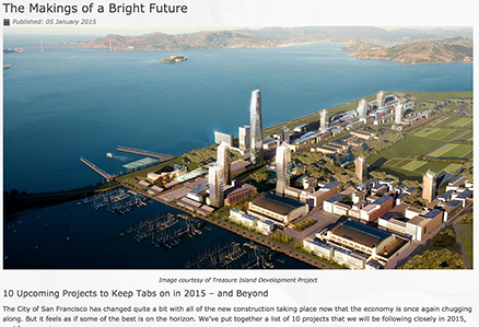 Treasure Island: Makings of a Bright Future