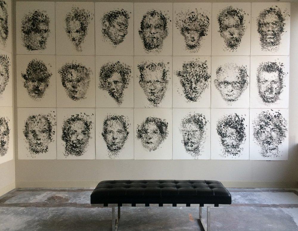 Maciej Toporowicz_Serial Killers_SPRINGBREAK Art Show NYC 2017