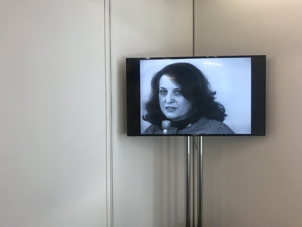 46_Lynn Hershman Leeson, First Person Plural, 1988, installation view, The Un-Heroic Act, Shiva Gallery JJC. Photo Monika Fabijanska