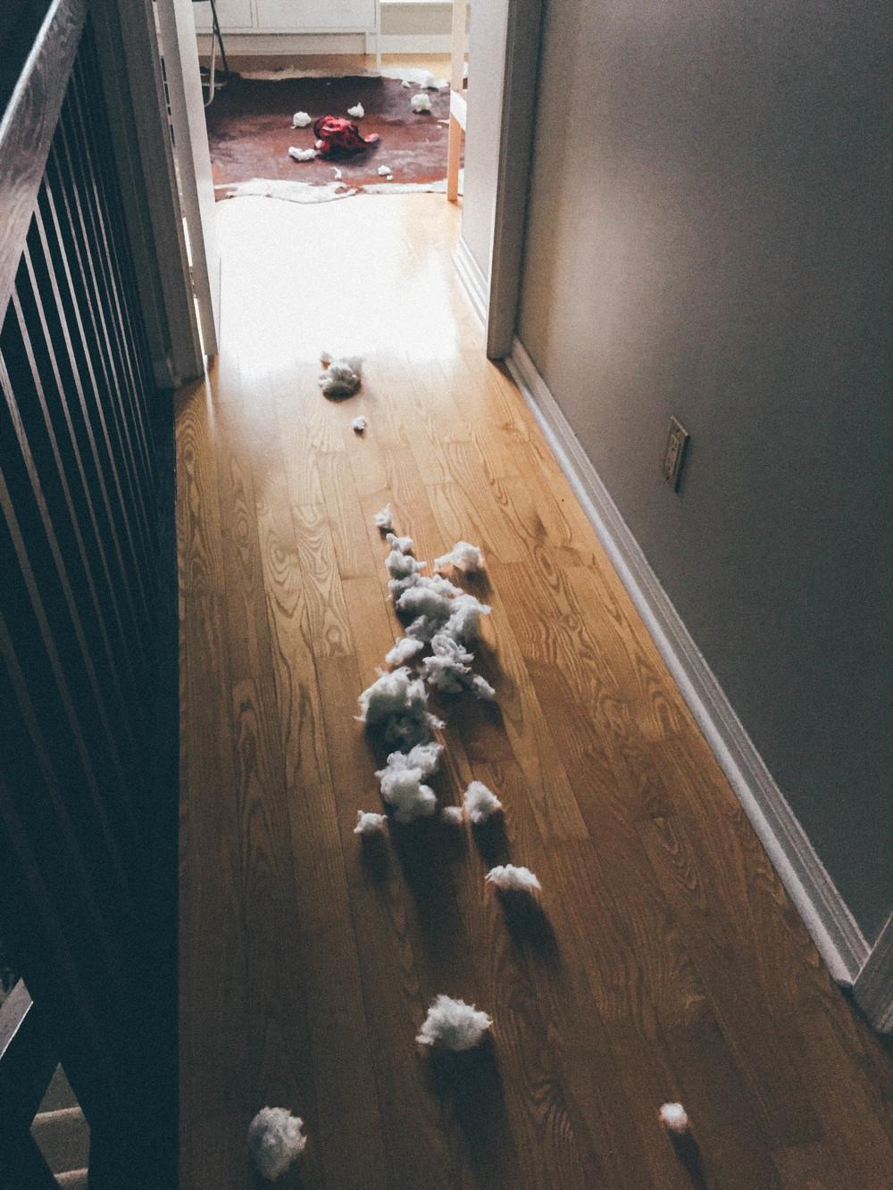 Scene of the crime, per Jack