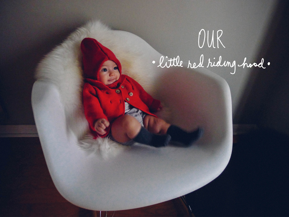 Halloween 2015 // Little Red Riding Hood