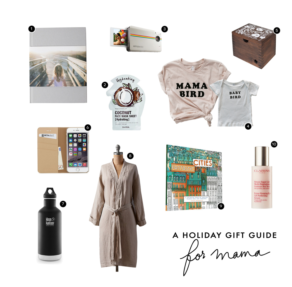 A Holiday Gift Guide // For Mama