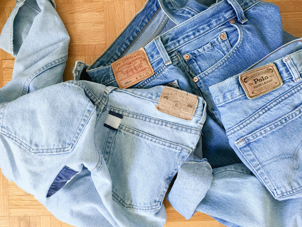 Old School Denim