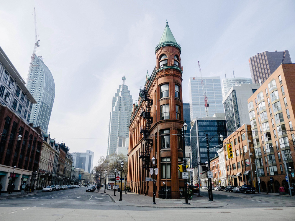 Gooderham Building | Toronto, ON
