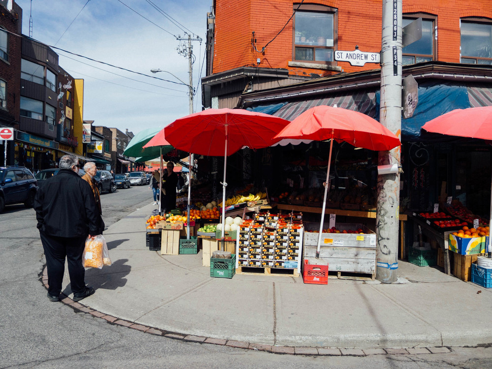 Kensington Market | Toronto, ON