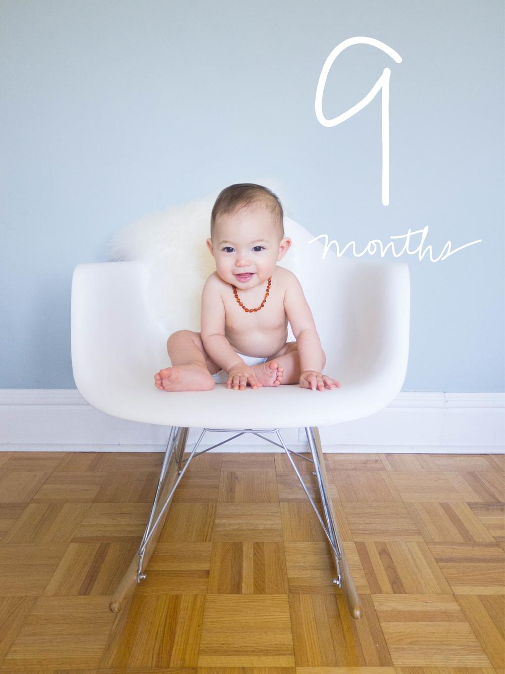 Margot at Nine Months
