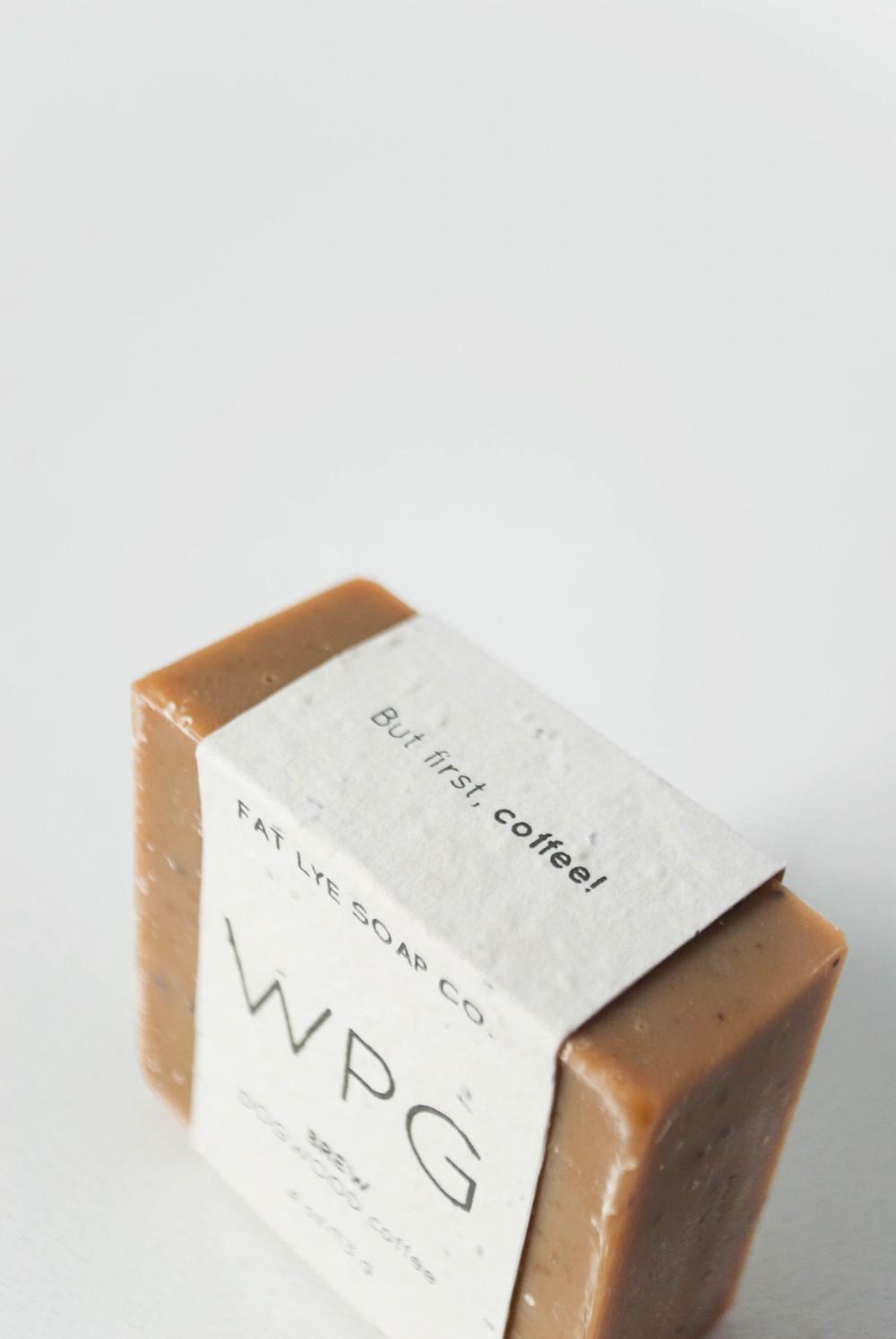 fat lye soap