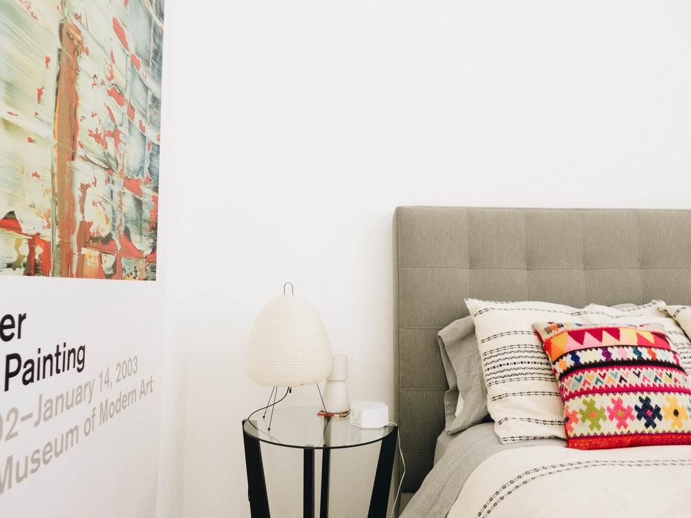 Interior Love // Our SF Airbnb