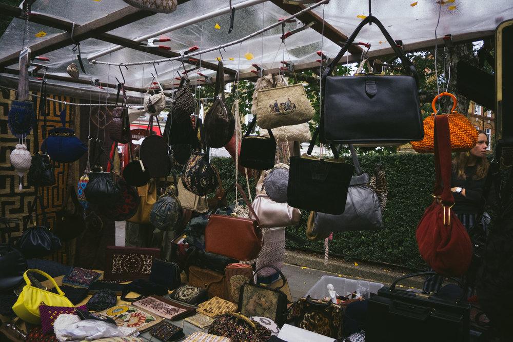 london - portobello market