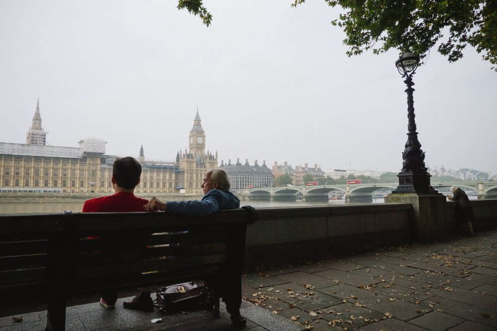Our Family Trip - London Part I