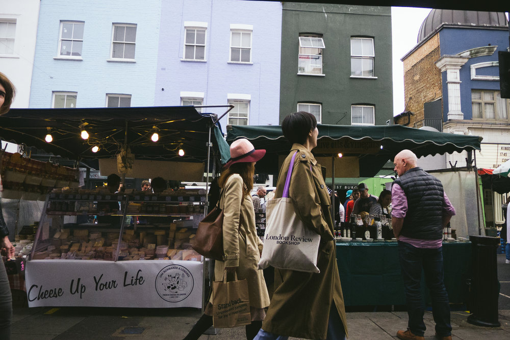 Portobello Market | Notting Hill