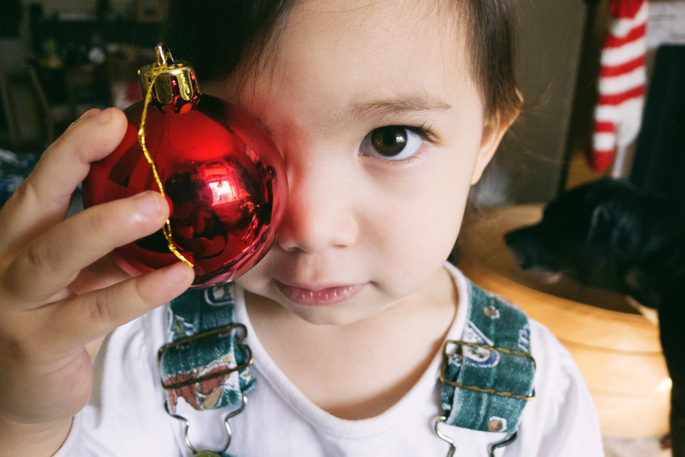 Tree Decorating and Christmas Marketing