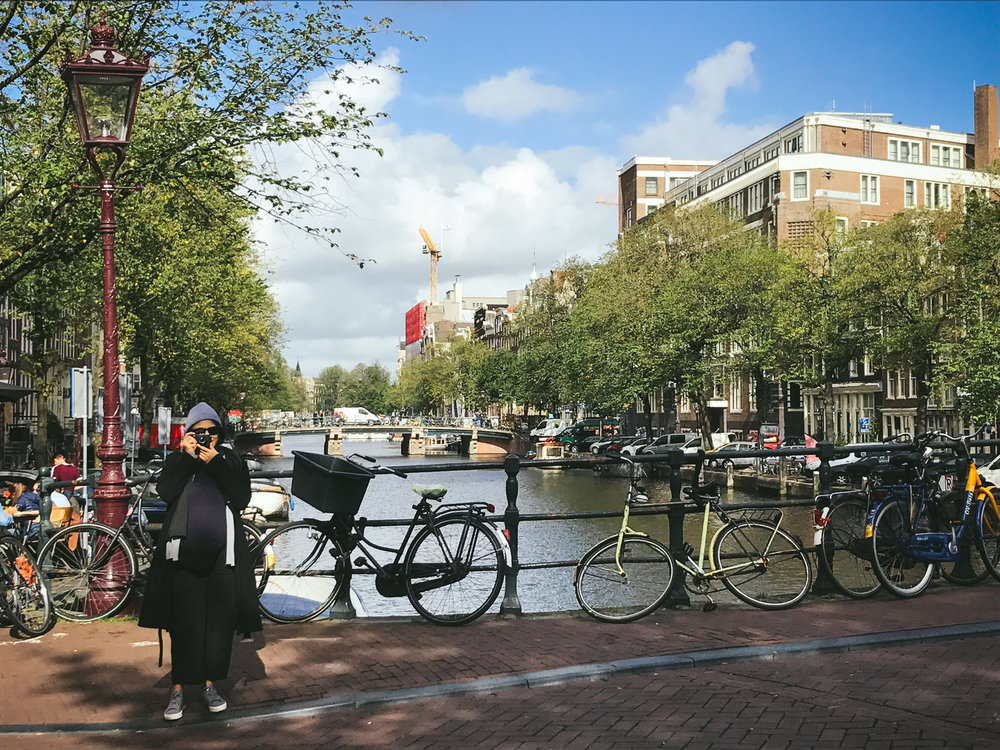Our Family Trip - Amsterdam Part I