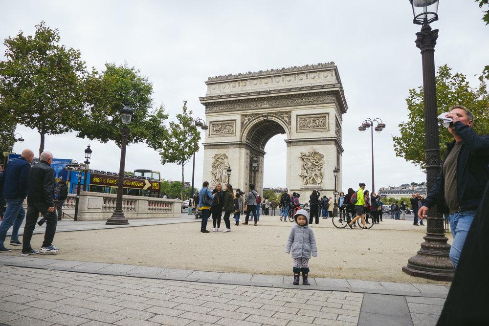 Our Family Trip - Paris Part I