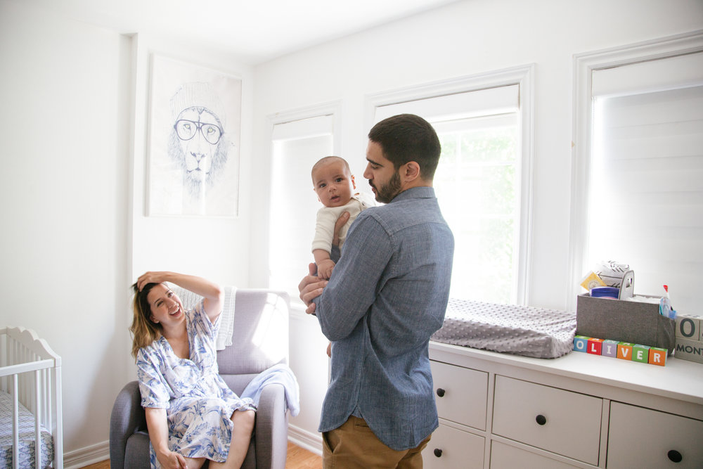 THE AVADIEVS: AN IN-HOME FAMILY SESSION