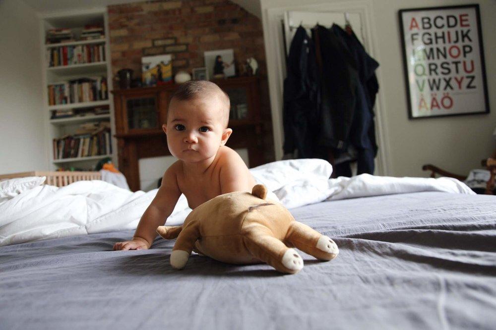 Eliot at Seven Months