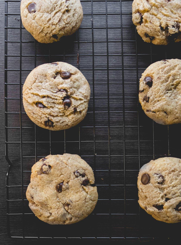 A Recipe Chocolate Chip Cookies Jen Schachtebeck