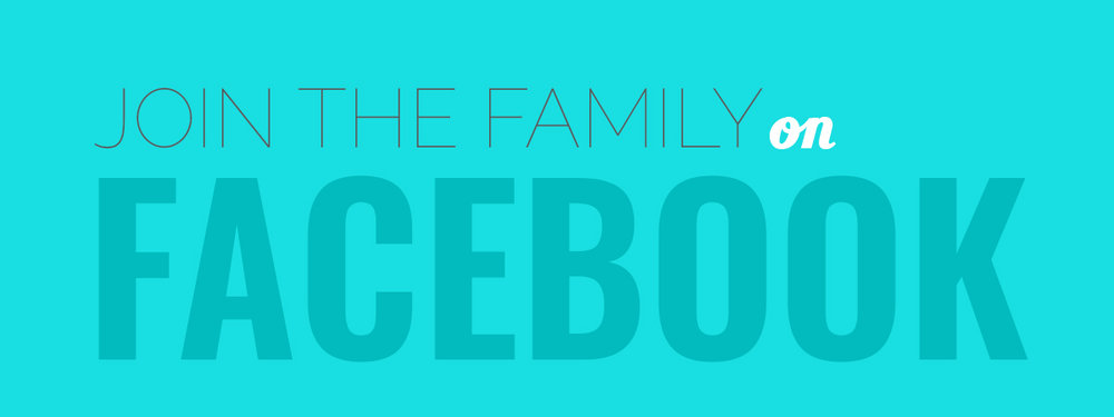 live bare and join the family on facebook - being actively real everyday