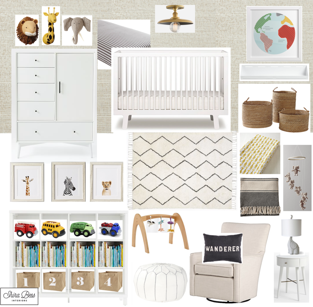 NYC Nursery - Final Design