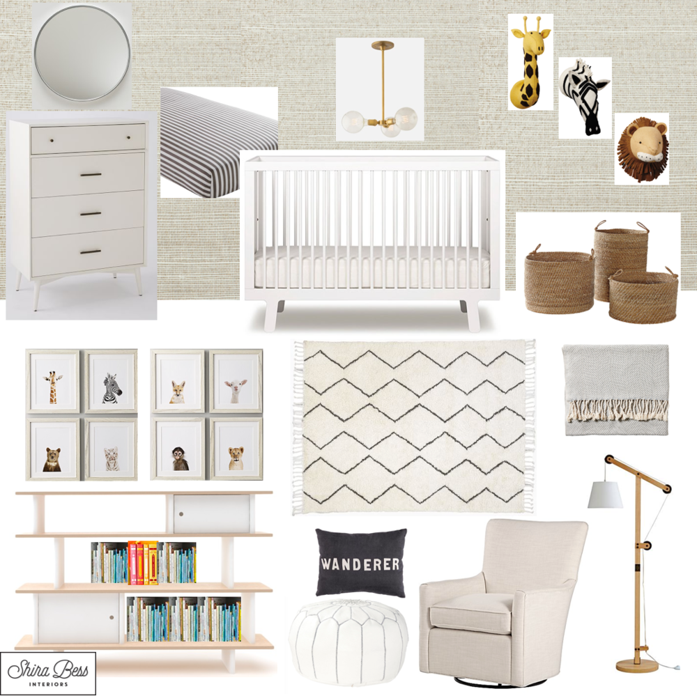 NYC Nursery - Option 2