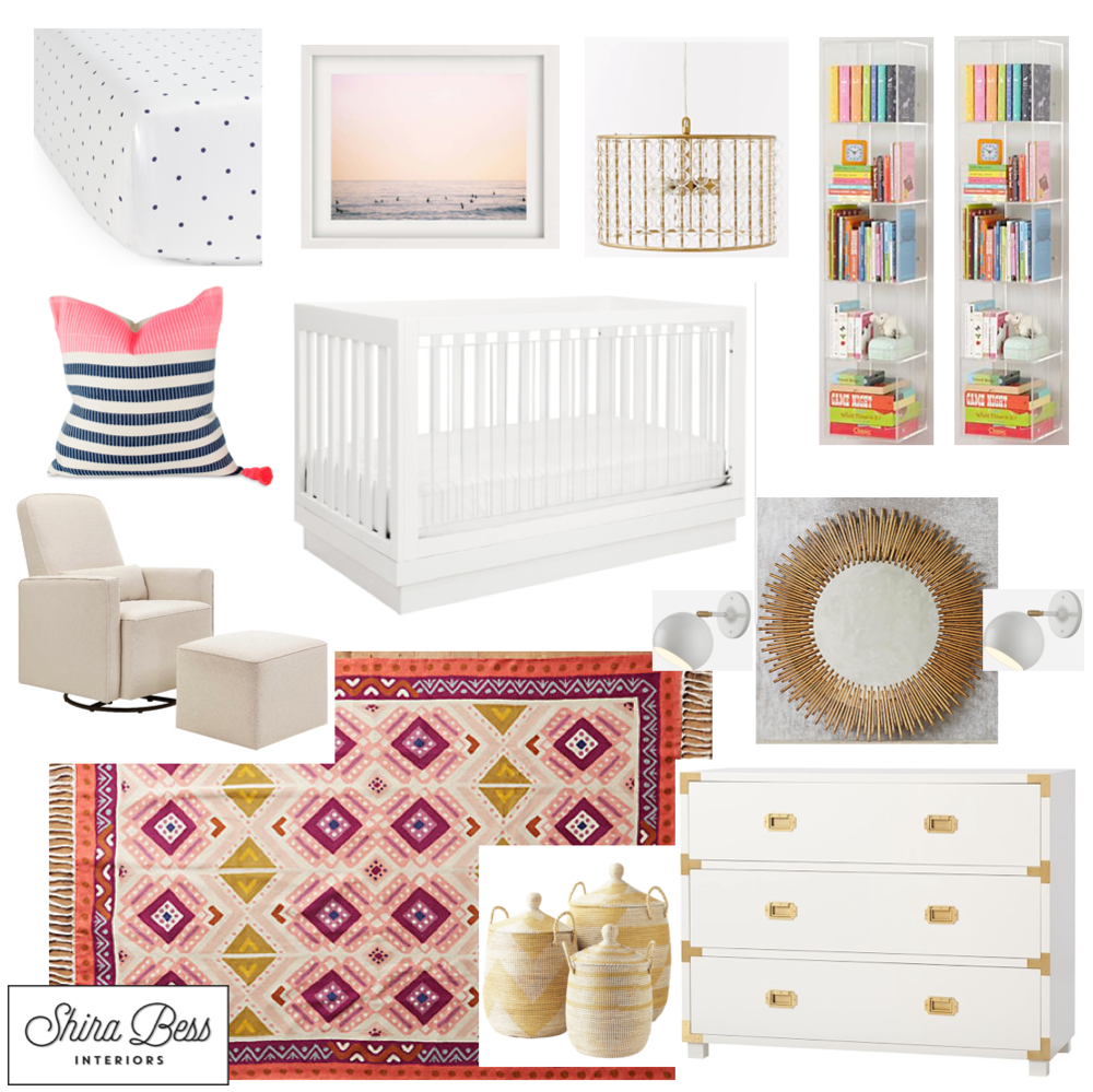 Naples Nursery - Option 1