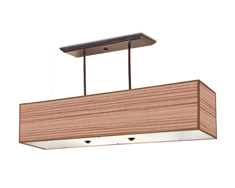 "Box Linear 48"" Pendant"