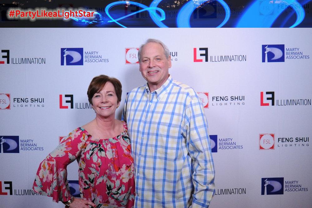 Beth Hirshenhorn, Steve Hirshenhorn (Marty Berman Associates)