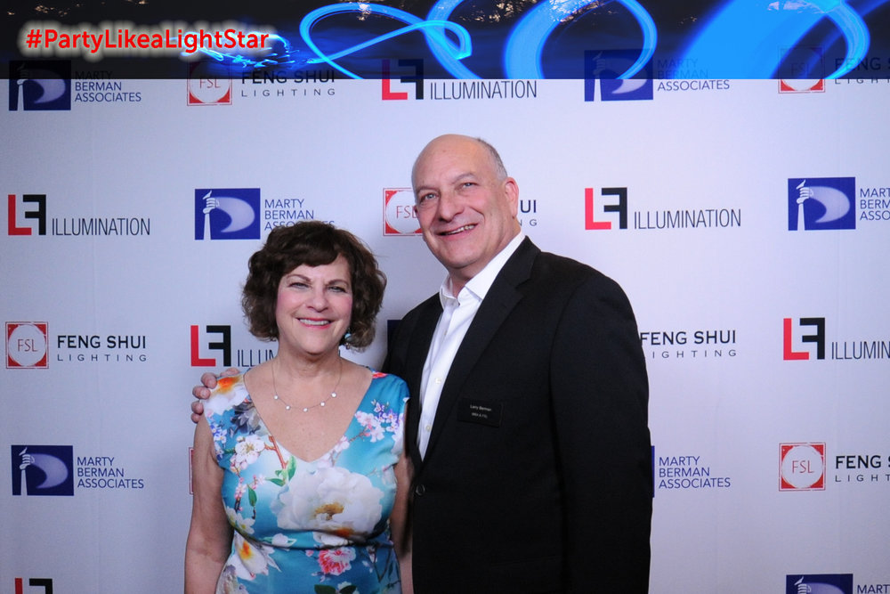 Laurie Berman, Larry Berman (Feng Shui Lighting)
