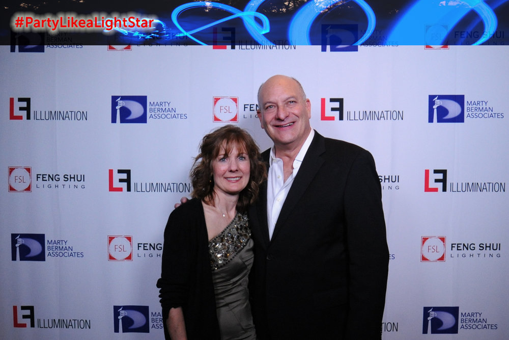 Lisa Cassel (Feng Shui Lighting), Larry Berman (Feng Shui Lighting)