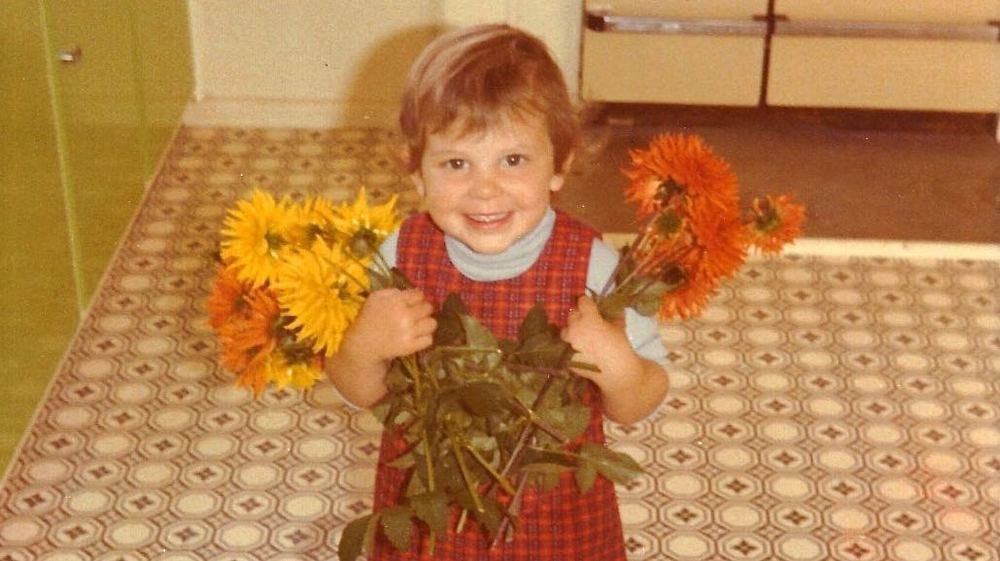flowervore girl