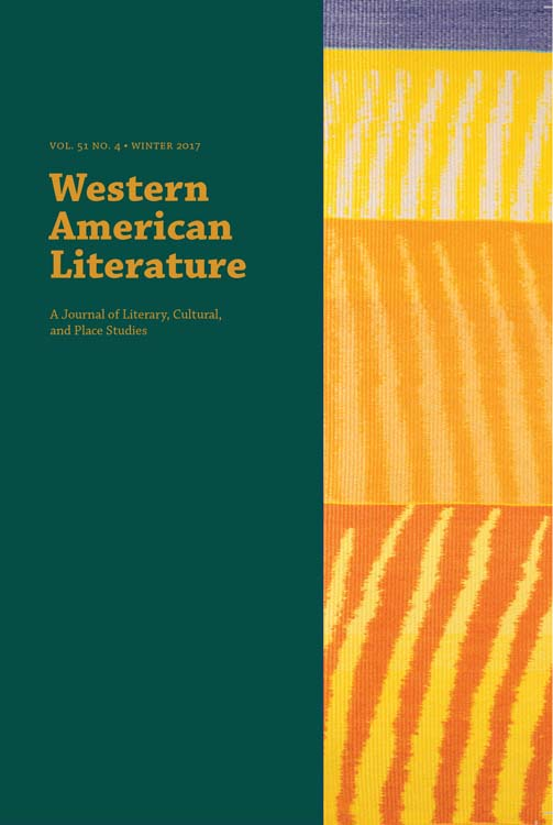 """From Fields of Wheat to Fields of Value: The Energy Unconscious of The Octopus,"" Western American Literature 51.4 (Winter 2017)"