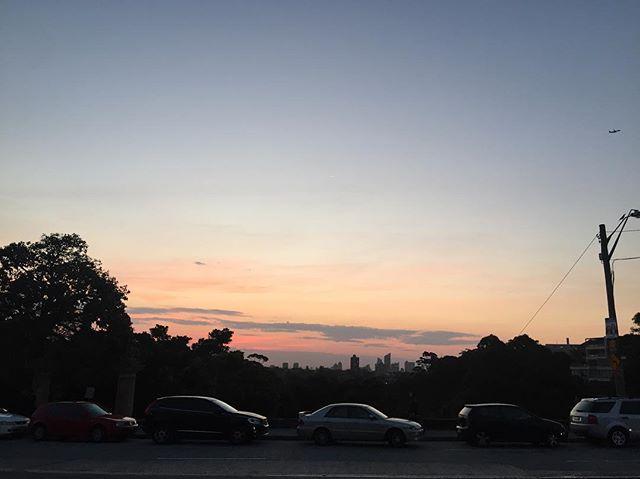 Happy Friday. #peaceful #sydney #nofilterneeded