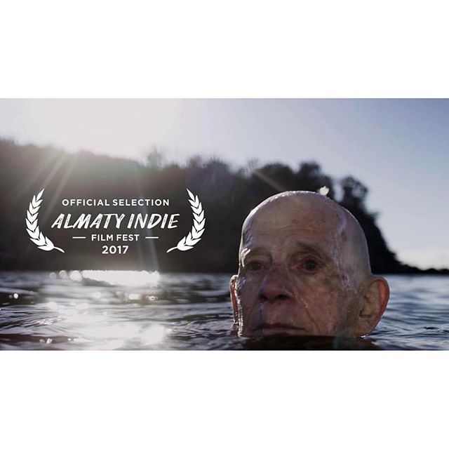 The beautiful clip that @mintfilms did for our song 'A Moment To Return' will be showing as part of the @almatyfilmfest