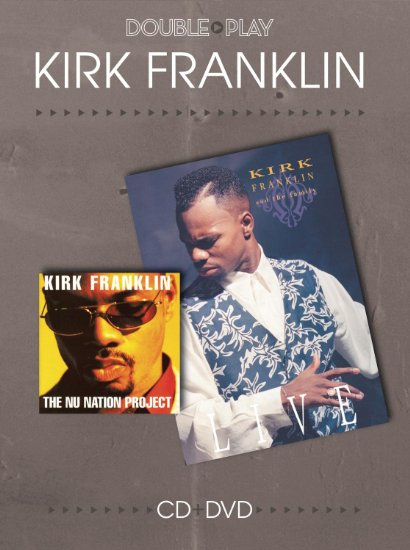 Double Play  by Kirk Franklin available on  Amazon.com .
